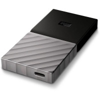 WD My Passport 256 GB Wired External Solid State Drive
