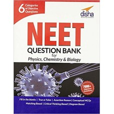 NEET/AIIMS Objective Question Bank for Physics,Chemistry & Biology