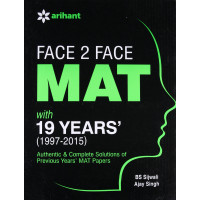 Face 2 Face MAT with 19 Years' (1997-2015)