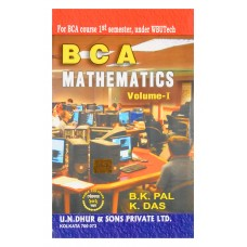 BCA MATHEMATICS VOLUME-I