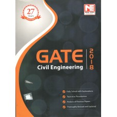 Made Easy GATE 2018 Civil Engineering Solved Papers