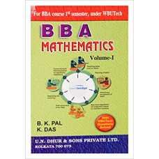 BBA MATHEMATICS VOLUME-I
