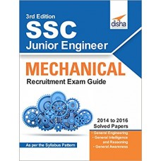 SSC Junior Engineer Mechanical Engineering Recruitment Guide Paperback