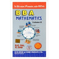BBA MATHEMATICS VOLUME-II