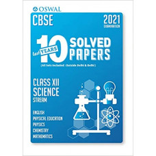 10 Last Years Solved Papers  Science  CBSE Class 12