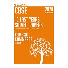 10 Last Years Solved Papers Commerce Stream CBSE Class 12 for 2020