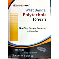 2nd(Second) Semester  MATRIX Polytechnic Organizer (All Branches)