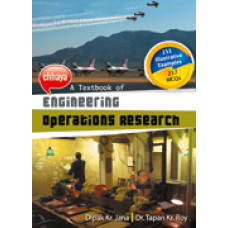 A Textbook Of Engineering Operations Research MAKAUT