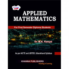 Applied Mathematics (as per AICTE and UBTER, Uttarakhand Syllabus)