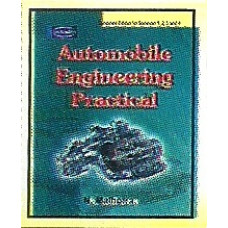 Automobile Engineering Practical Combined Edition for Sem 1 to 4 (Computech Publications)