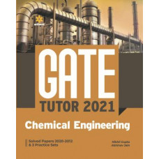 GATE 2021 Chemical Engineering (Arihant Publications)