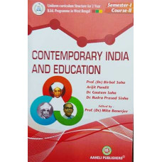 Contemporary India and Education, B.Ed 1st Semester