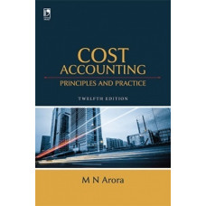 Cost Accounting Principles and Practice (Vikas Publishing)
