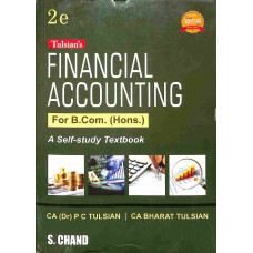 Financial Accounting For B.Com (S. Chand Publishing)