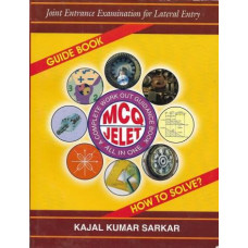 A Complete Guide book of MCQ JELET all in one | Kajal Kumar Sarkar 2020 (How to Solve)
