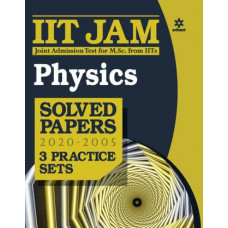 Iit Jam Physics Solved Papers and Practice Sets 2021