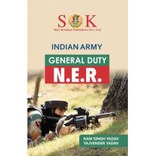 Indian Army NER Soldier GD General Duty Recruitment Exam Complete Guide English Medium (Shri Krishan Publishers)