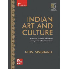 Indian Art and Culture for Civil Services and other Competitive Examinations (McGraw Hill India)
