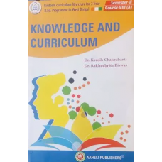 Knowledge and Curriculum 2nd Semester  Aaheli Publisher
