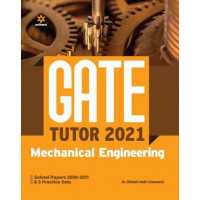 GATE 2021 Mechanical Engineering (Arihant Publications)