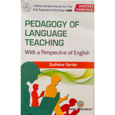 Pedagogy of Language Teaching With a Perspective Of English, 2nd Semester B.ED