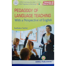 Pedagogy of Language Teaching With a Perspective of English For 3rd Semester