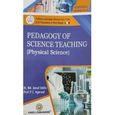 Pedagogy of Science Teaching Physical Science English Version 2nd Semester