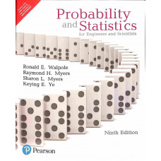 Probability And Statistics For Engineers And Scientists (Pearson Education)