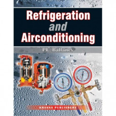 Refrigeration And Airconditioning (Khanna Publishers)
