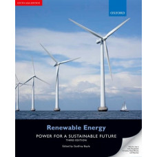 Renewable Energy  Power For A Sustainable Future (Oxford University Press)