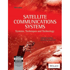 Satellite Communications Systems  Systems Techniques And Technology (Wiley India Pvt. Ltd)
