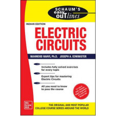 Schaum s Easy Outline  Electric Circuits (McGraw Hill Education Private Limited)