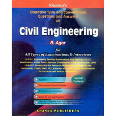 Civil Engineering - Objective Type and Conventional Questions and Answers
