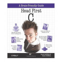 Head First C Paperback (English) 1st Edition
