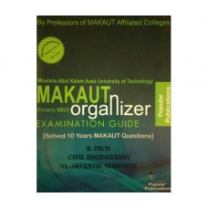Civil 7th Semester MAKAUT  Organizer