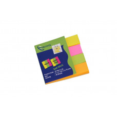 AEROTIX STICK NOTE PAD FOUR COLOR 3