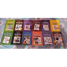 Diary of a Wimpy Kid 12 Book Slipcase(English, Boxed Set, Jeff Kinney)