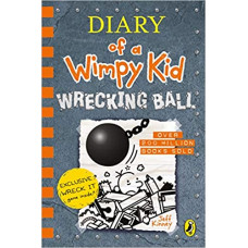 Diary of a Wimpy Kid Wrecking Ball