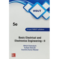 Basic Electrical & Electronics – Ii Wbut'16