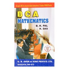 BCA MATHEMATICS VOLUME-II Paperback – 2018