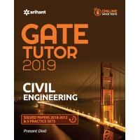 Civil Engineering GATE 2019 by Prasant Dixit