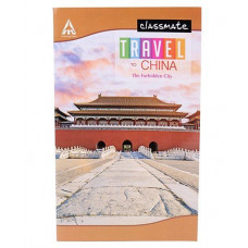 Classmate  single line  notebook  (27*16.7cm ) 172 Pages  (PACK OF 6)