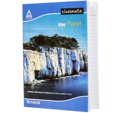 Classmate single line notebook  (24*18 cm) 120 Pages  (PACK OF 12)