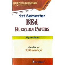 B Ed Question Papers Up-to-date  ( 1st  Semester )