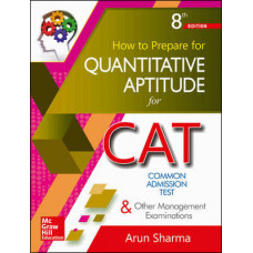 How to prepare quantitative aptitude for the CAT 8th edition