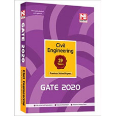Civil Engineering Previous Solved Papers GATE 2020 (civil engineering gate 2020)