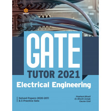 GATE 2021 ELECTRICAL ENGINEERING (Arihant Publications)