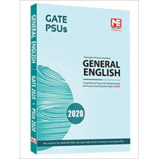 Gate 2020 General English for GATE, ESE and PSUs Made easy