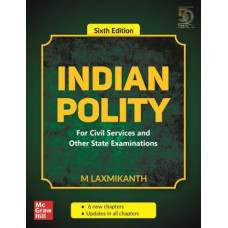 Indian Polity Book By M. Laxmikanth
