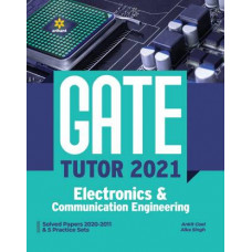 GATE 2021 Electronics and Communication Engineering (Arihant Publications)